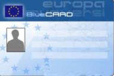 Novita La Carta Blu Si Chiede Allo Sportello Unico